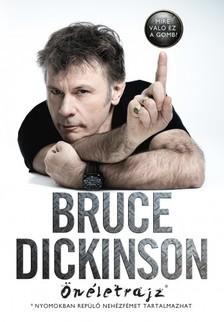 BRUCE DICKINSON - Mire való ez a gomb? - Önéletrajz [eKönyv: epub, mobi]