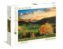 Clementoni Puzzle 3000 Alpok