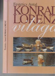 FESTETICS ANTAL - Konrad Lorenz világa [antikvár]