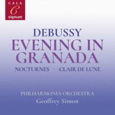 DEBUSSY - EVENING IN GRANADA CD SIMON