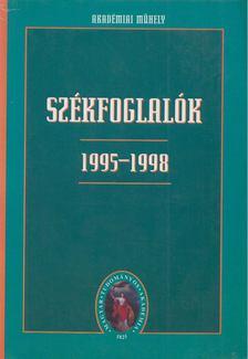 Glatz Ferenc (szerk.) - Székfoglalók 1995-1998 II. [antikvár]