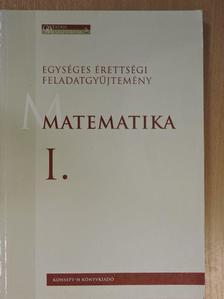 Hortobágyi István - Matematika I. [antikvár]