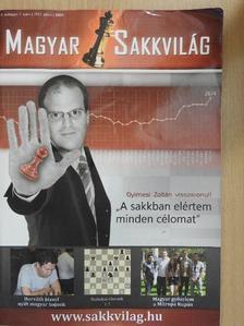Ányos László - Magyar Sakkvilág 2012. július [antikvár]