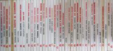 """Angelika Vahlen - """"40 kötet a Gondolat Zsebkönyvek sorozatból (nem teljes sorozat)"""" [antikvár]"""