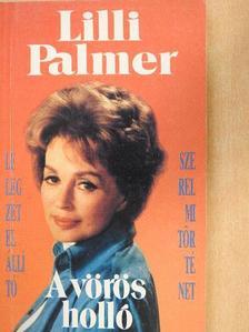 Lilli Palmer - A vörös holló [antikvár]