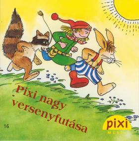 Julia Boehme - Pixi nagy versenyfutása