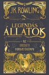 J. K. Rowling - Legendás állatok és megfigyelésük - Filmforgatókönyv