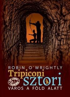 O'Wrightly Robin - Város a föld alatt [eKönyv: epub, mobi]