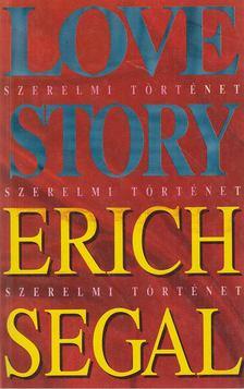 Erich Segal - Szerelmi történet [antikvár]