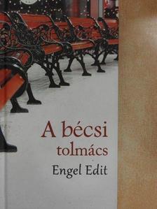 Engel Edit - A bécsi tolmács [antikvár]
