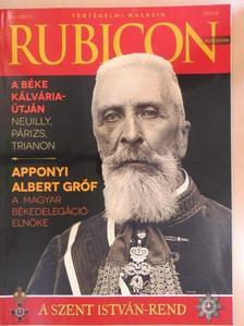 Apponyi Albert gróf - Rubicon 2014/6. [antikvár]