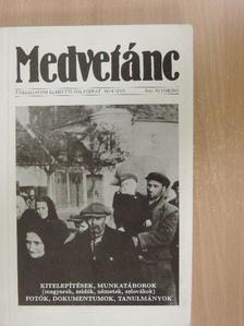 Csalog Zsolt - Medvetánc 1988/4 -1989/1. [antikvár]