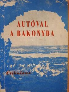Gergye Zoltán - Autóval a Bakonyba [antikvár]