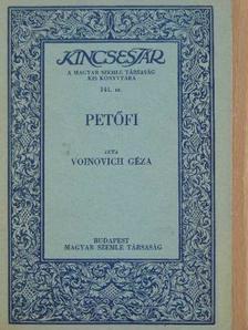 Voinovich Géza - Petőfi [antikvár]