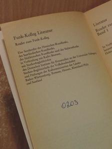 Ernst Bloch - Literatur 1. (töredék) [antikvár]
