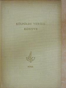 Ada Negri - Külföldi versek könyve [antikvár]