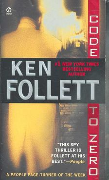Ken Follett - Code to Zero [antikvár]