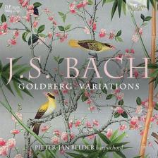 Bach - GOLDBERG VARIATIONS 2LP PIETER-JAN BELDER