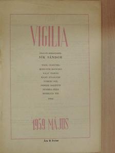 Cserháti József - Vigilia 1959. május [antikvár]