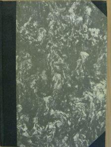 Almássy Bálint - Hidrológiai Közlöny 1967. január-december [antikvár]