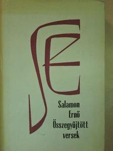 Salamon Ernő - Összegyűjtött versek [antikvár]