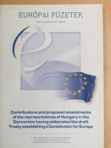 Balázs Péter - Európai Füzetek - Supplementary Issue [antikvár]