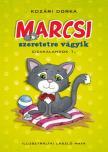 Kozári Dorka - Marcsi szeretetre vágyik - PUHA BORÍTÓS