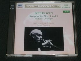 BEETHOVEN - SYMPHONIES NOS.1 AND 3 CD
