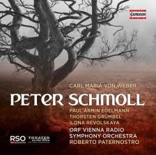 WEBER - PETER SCHMOLL CD PATERNOSTRO