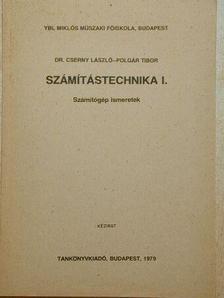 Dr. Cserny László - Számítástechnika I. [antikvár]