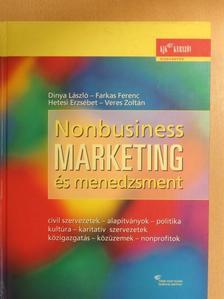 Bíró Péter - Nonbusiness Marketing és menedzsment [antikvár]