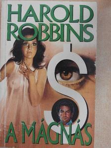 Harold Robbins - A mágnás [antikvár]