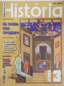 Hóvári János - História 2006/3. [antikvár]
