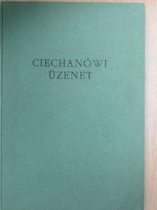 Aleksander Kociszewski - Ciechanówi üzenet [antikvár]