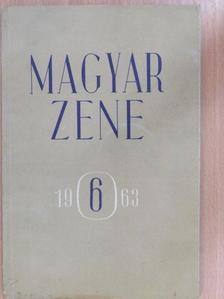 Breuer János - Magyar Zene 1963/6. [antikvár]