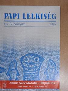 Bosák Nándor - Papi Lelkiség 2009. n.s. IV. évfolyam [antikvár]