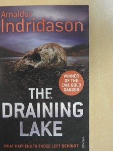 Arnaldur Indridason - The Draining Lake [antikvár]