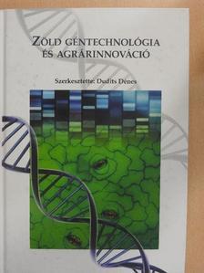 Kádár Ferenc - Zöld géntechnológia és agrárinnováció [antikvár]