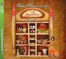 Finy Petra - A fűszerkatona - Hangoskönyv