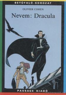 Cohen, Olivier - Nevem: Dracula [antikvár]
