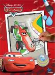 - - Disney - Vízzel festhetõ színezõkönyv - Verdák 2.
