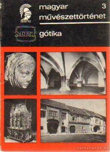 Entz Géza - Gótika [antikvár]