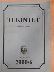 Alföldy Jenő - Tekintet 2000/6. [antikvár]