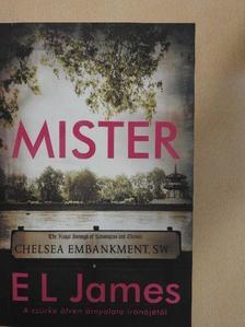 E. L. James - Mister [antikvár]