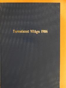 Bay Zoltán - Természet Világa 1986. január-december [antikvár]