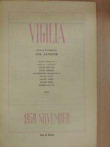 Erőss István - Vigilia 1959. november [antikvár]