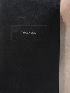 André Haynal - Thalassa 1992/1-2. [antikvár]