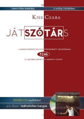 KISS CSABA - JÁTSZÓTÁRS