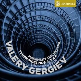 Tchaikovsky - SYMPHONIES NOS 4 & 5 GERGIEV CD