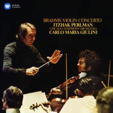 BRAHMS... - VIOLIN CONCERTO OP.77 CD ITZHAK PERLMAN
